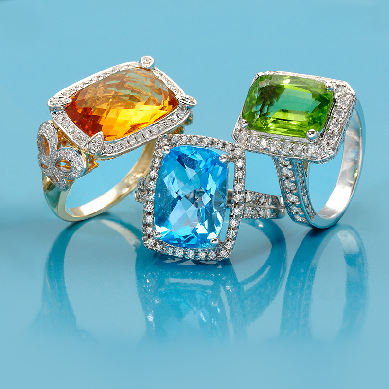 jewelry banner design